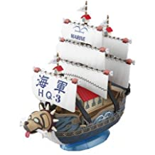 The great one piece warship ship (Grand Ship) collection Garp (From TV animation ONE PIECE) (japan import)