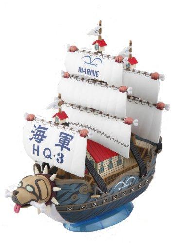 Bandai-GARP 's Ship Model Kit Figure, Multicolore (bdhop836618)
