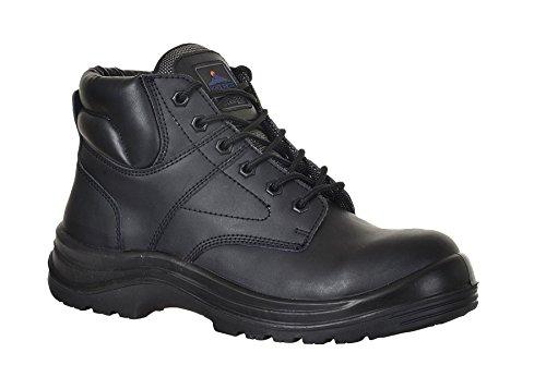 Portwest fw93–Atlanta Chaussures de sécurité 5/38, FW93BKR40 noir