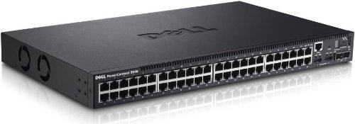 Dell PowerConnect 5548 48-GBE-Port Managed Ethernet Switch