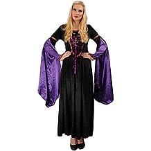 Burgfräulein Hofdame Kostüm Kleid Mittelalter Burgherrin Königin Prinzessin Dame