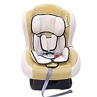 كرسي سيارة للاطفال لون بيج فاتح