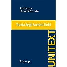 Teoria degli Automi Finiti (UNITEXT, Band 68)