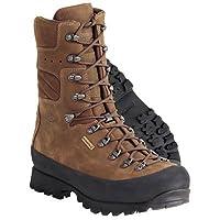 Kenetrek Mens Mountain Extreme NI Hunting Boots, 11W, US by Kenetrek