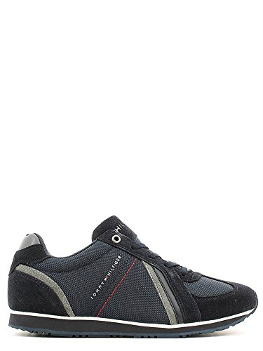 Tommy Hilfiger FM56822131 Sneakers Uomo Tessuto MIDNIGHT MIDNIGHT 41