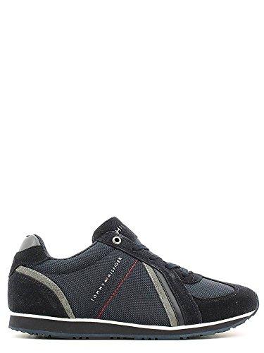 Tommy Hilfiger FM56822131 Sneakers Uomo Tessuto MIDNIGHT MIDNIGHT 41