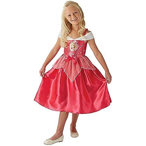 Fairtytale Bella Durmiente - Disney Princess - Childrens Disfraz - Medio - 116cm - Edad 5-6