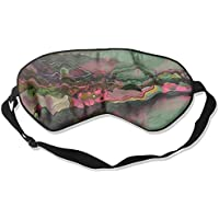 Sleep Eye Mask Lines Colorful Bright Lightweight Soft Blindfold Adjustable Head Strap Eyeshade Travel Eyepatch... preisvergleich bei billige-tabletten.eu