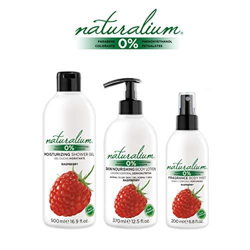 Naturalium PACK Higiene Corporal Frambuesa - Kit Gel de...