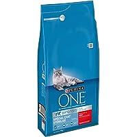 Purina One Chat PURINA ONE Spécial Chat Stérilisé Au Bœuf et au Blé 6 KG - Croquettes pour chat adulte