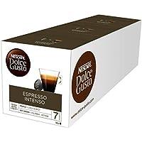 NESCAFÉ Dolce Gusto Café Espresso Intenso | Pack de 3 x 16 Cápsulas - Total: