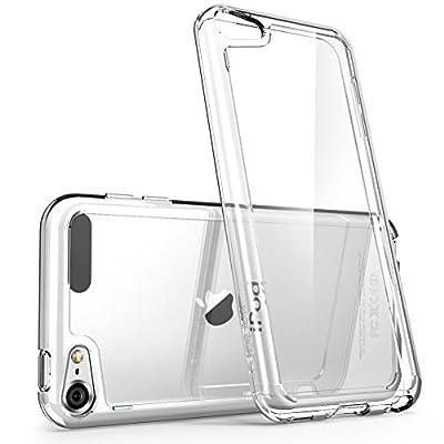 i-Blason Housse pour iPod Touch 6eme Generation [Serie Halo] Etui Hybride Anti-Choc pour Votre iTouch Apple 5/6 de i-Blason