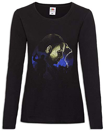 Myers Lightning Frauen Damen Langarm T-Shirt Größen XS - 2XL