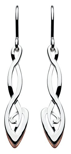heritage-sterling-silver-and-rose-gold-plate-celtic-organic-twist-drop-earrings