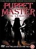 Puppet Master - The Legacy [2003] [DVD]