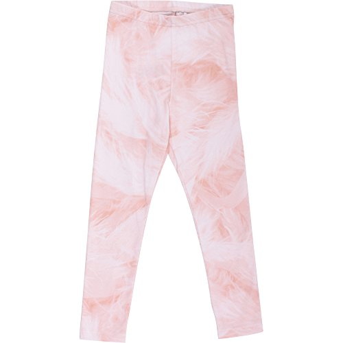 Fred's World by Green Cotton Baby-Mädchen Feather Leggings Rosa (Rose 014130901), 62
