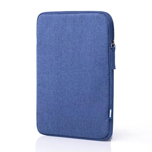CAISON 10 Zoll Tasche Laptop hülle für Microsoft Surface Go / 10,5 Zoll Pad Pro mit Smart Keyboard / 10,5