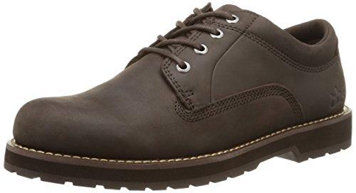 Tbs - Qintin, Sneakers da uomo, marrone (3839 ebène/marron), 41