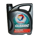 Total 156357 Classic 10W-40 Motorenöl, 5 Liter