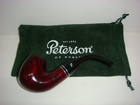 Peterson Killarney 221 rot Fishtail Rauchen Rohr