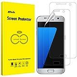 JETech Schutzfolie für Samsung Galaxy S7 (Nicht Geeignet S7 Edge), TPU Ultra HD Folie, Fall Fre&lich, 2 Stück