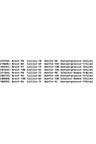 TOSKANA BRAUT - Robe - Trapèze - Femme 40 212549