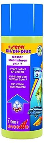 sera 03812 KH/pH-plus 250 ml - stabile Wasserwerte und damit Sicherheit im Aquarium