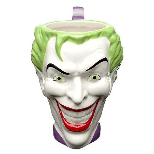 Zak Designs BTMC-8515 DC Comics Kaffeetassen keramik Batman Joker S