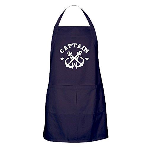 CafePress–Captain America–Küchenschürze mit Taschen