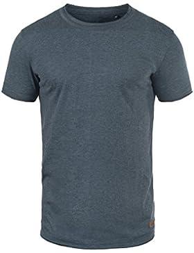 SOLID Tao Herren O-Neck Rundhals Basic T-Shirt