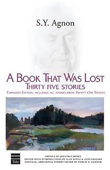 A Book that Was Lost (English Edition) von [Agnon, S.Y.]