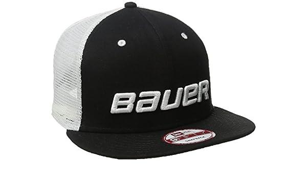 Bauer Men s New Era 9Fifty Snapback Cap 6a932d5f9ac2