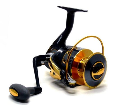 Yoshikawa SA6000 10+1 Ball Bearings Aluminum Spool Saltwater Spinning Reel FR230