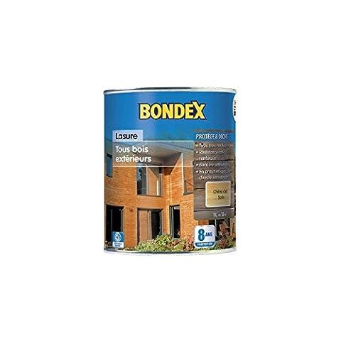 Lasure Teck - BONDEX LASURE TS BOIS EXT.8ANS 1L
