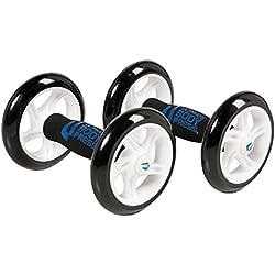 Ultimate Body Press Ab Wheels (Black)