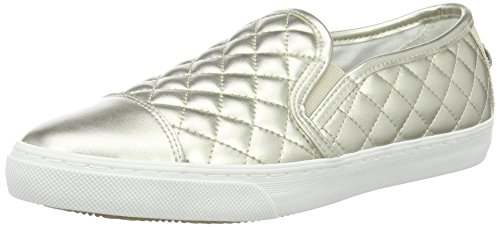 Geox  D New Club C, Sneakers Basses femme Or (Lt Goldc2012)