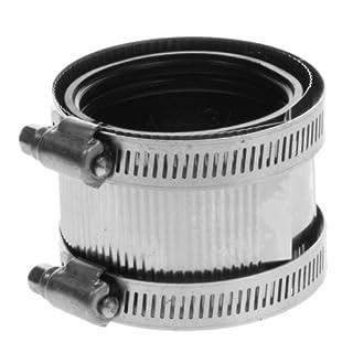 Aviditi 94140AVI Shielded Coupling, PVC/Ci by PVC/Ci, 1-1/2-Inch by Aviditi