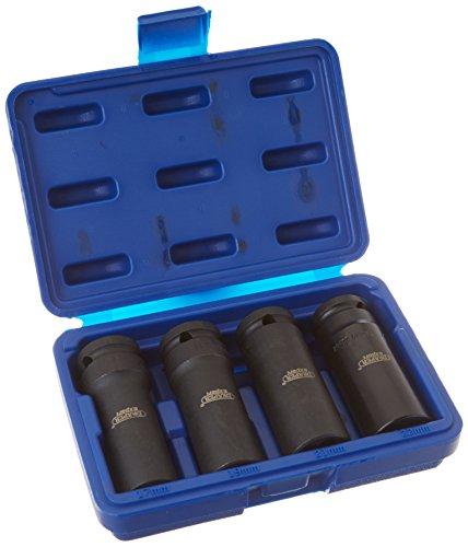 Draper 5726 Tiefbett-Steckschlüsselsatz 1/2 Zoll 4 Stück