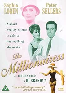The Millionairess [DVD]