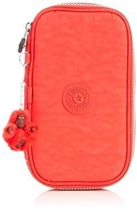 Kipling School Backpack K1099910P 50 Pens Red - Cardinal Red