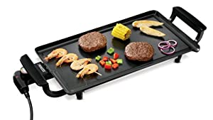 Princess TABLE CHEF TM Economy Grill Type 102209, Negro, 1800 MB/s, 220 - Parrilla de Princess