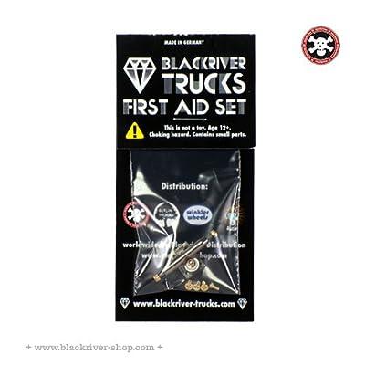 """Blackriver Trucks First Aid """"single Truck"""" 29mm"""