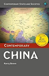 Contemporary China (Contemporary States and Societies Series) by Kerry Brown (2015-05-29)