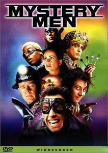 Men Mystery Dvd (Mystery Men)