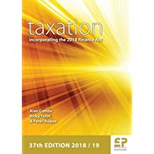 Taxation - incorporating the 2018 Finance Act (2018/19) 37th edition