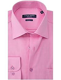 CASAMODA Herren Loose Fit Business Hemd 006060