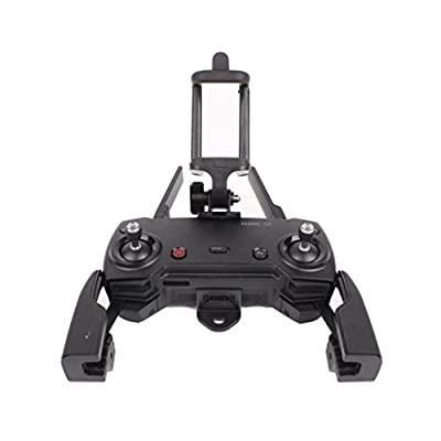 Momola Remote Controller RC Monitor Mobile Phone Mount Bracket Holder Support For DJI Mavic AIR Pro Spark Drone Accessory Parts by Momola