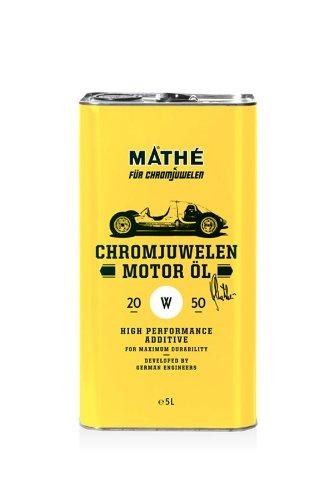 MATHÉ Chromjuwelen Motor Öl 20W-50 5 Liter