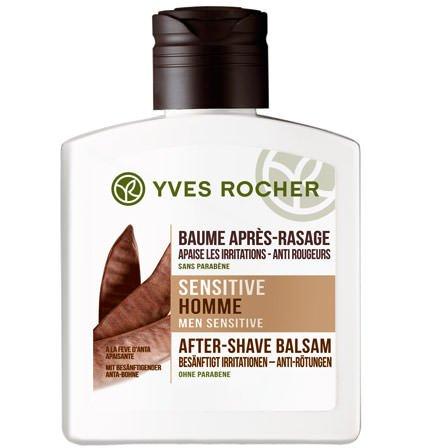 Yves Rocher - After-Shave-Balsam Sensitive: Für eine besänftigte Haut.