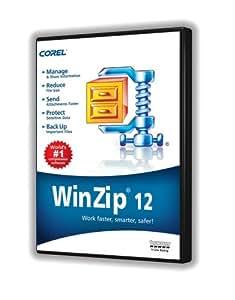 Corel WinZip v12 Pro (PC CD)